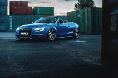 DOTZ CP5 dark_Audi A5 Cabrio_01