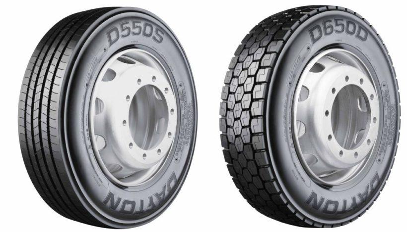 Bridgestone: Dayton D550S a Dayton D650D