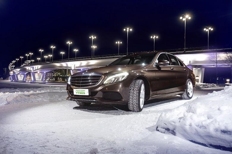 Nokian WR D4 Mercedes-Benz