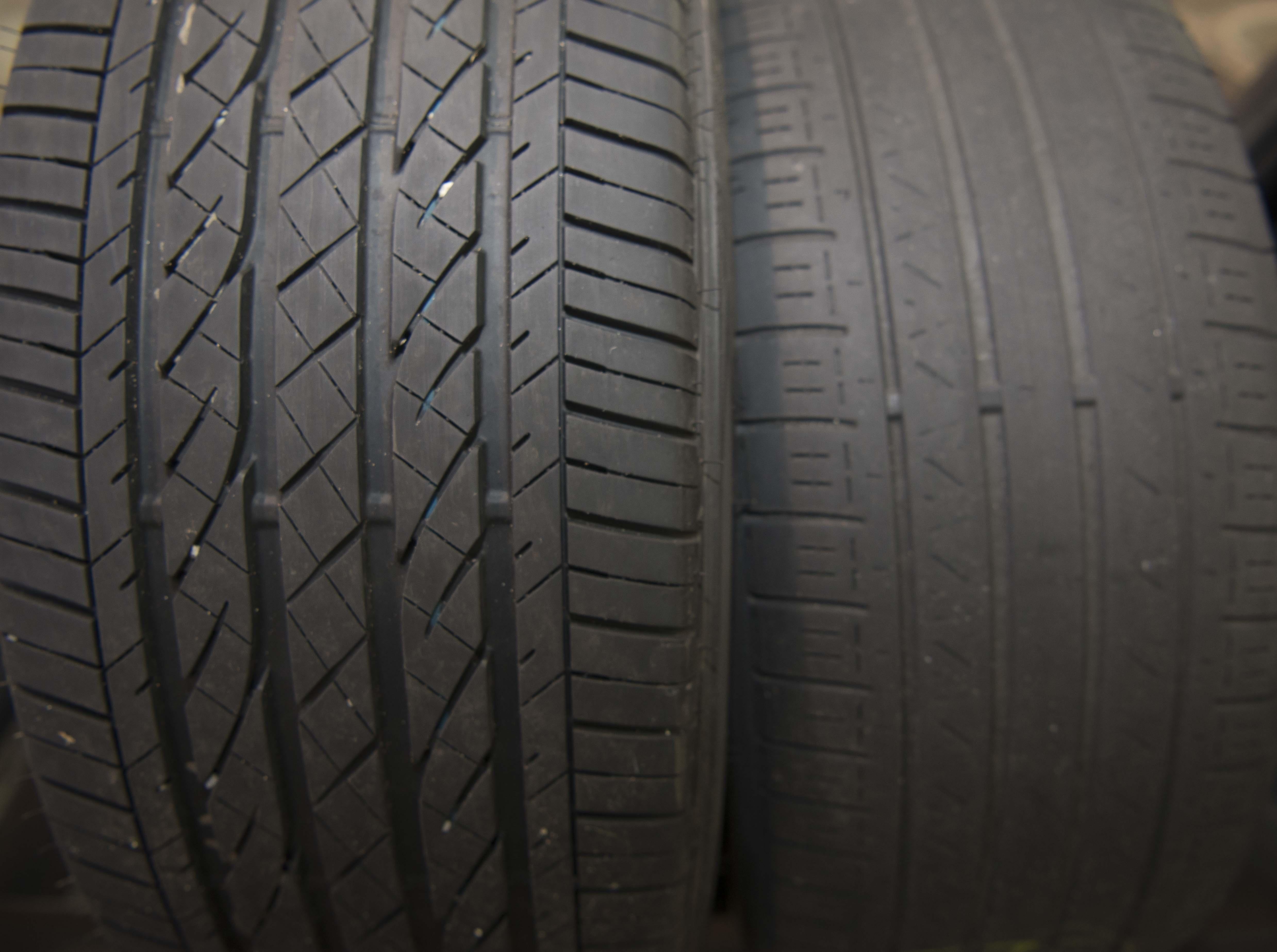 Víte, jaká je zákonem předepsaná minimální hloubka vzorku pneumatik?