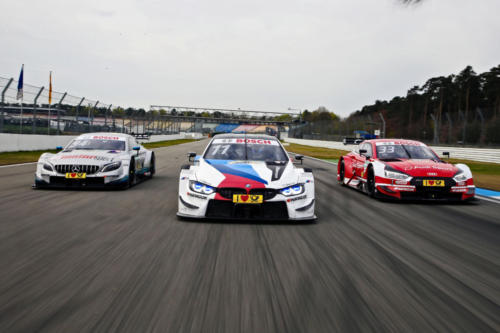 20180426 EN Hankook enters its eighth season with the DTM 05